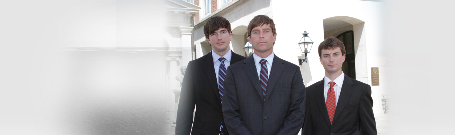 Hughey Injury Lawyers Serving South Carolina